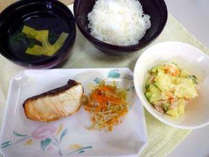 夕食の例2