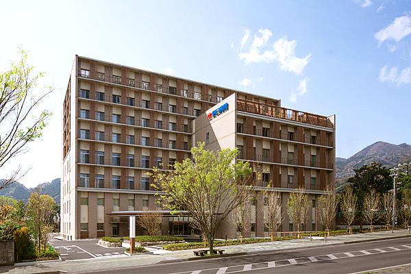 2013年5月に移転した新病院